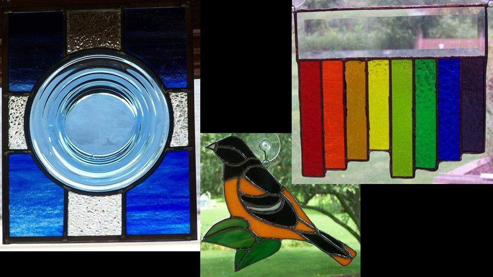 Glassware design, Baltimore Oriole, and Prism