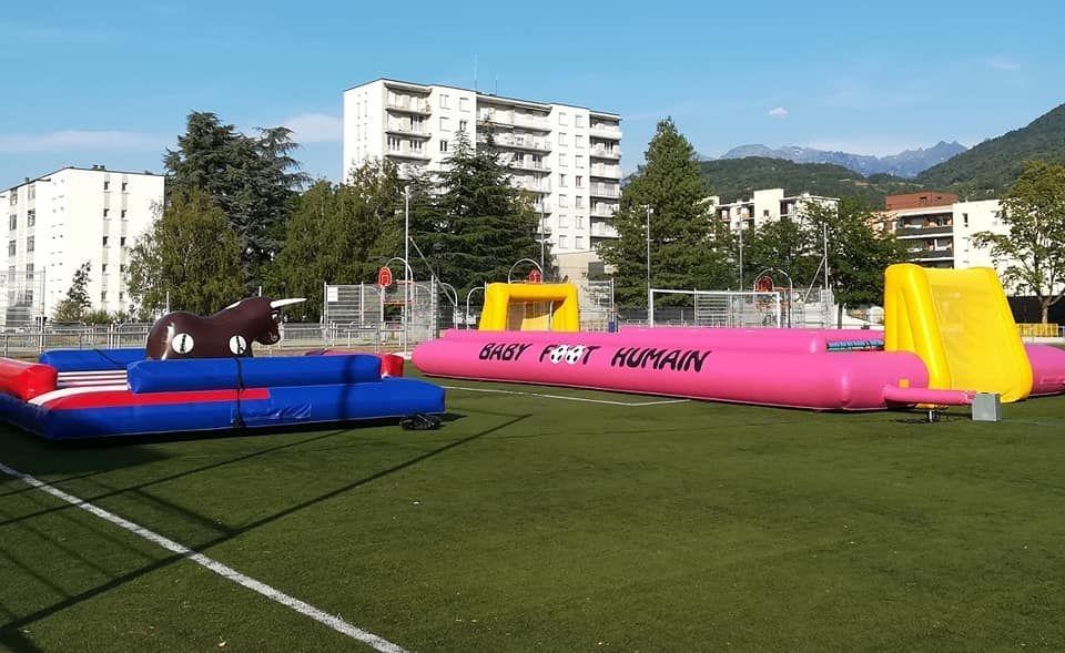 location park défi et sport