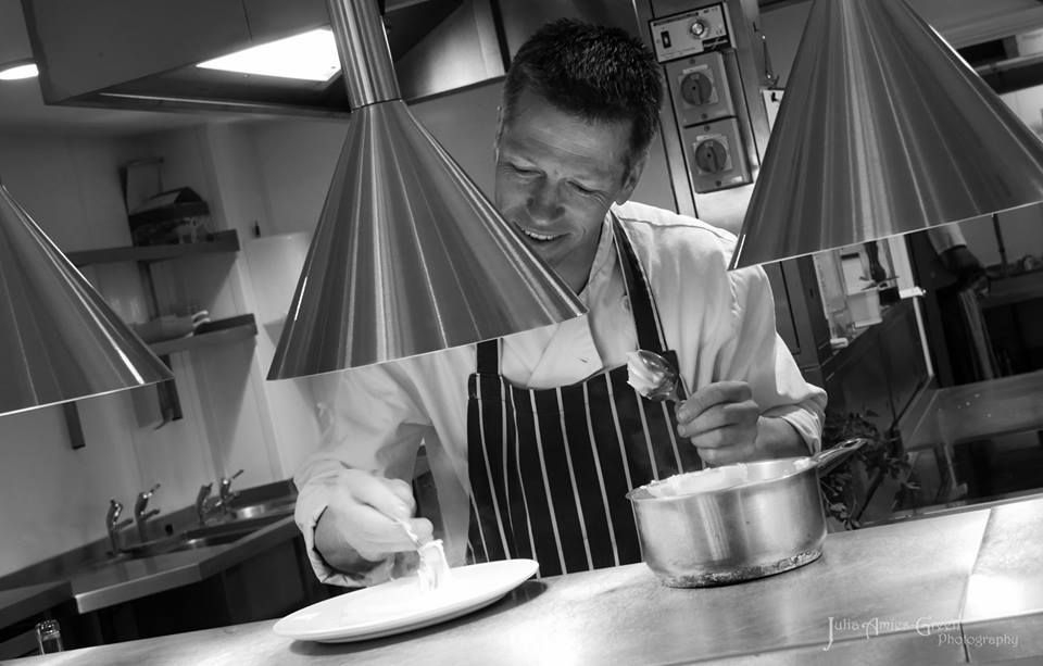 South West cookery courses Streamcombe Ian Jarmarkier