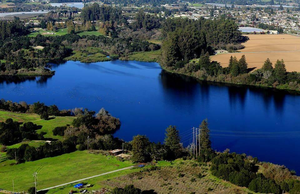 Pinto Lake, Watsonville, California haunted