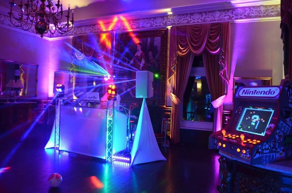 dj pure wedding swansea