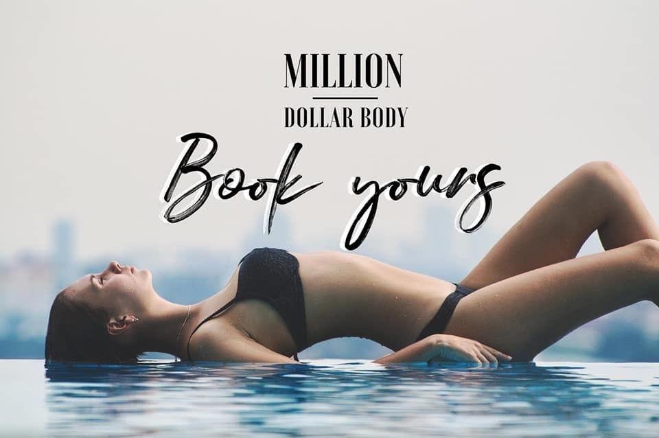 million dollar body, stretch mark treatment, scar treatment