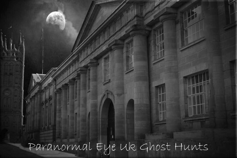 Warwickshire ghost hunts West midlands ghost nights