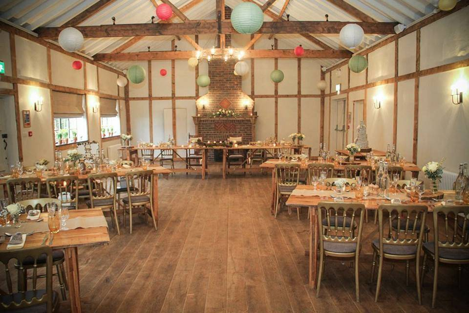 burley manor barn weddings