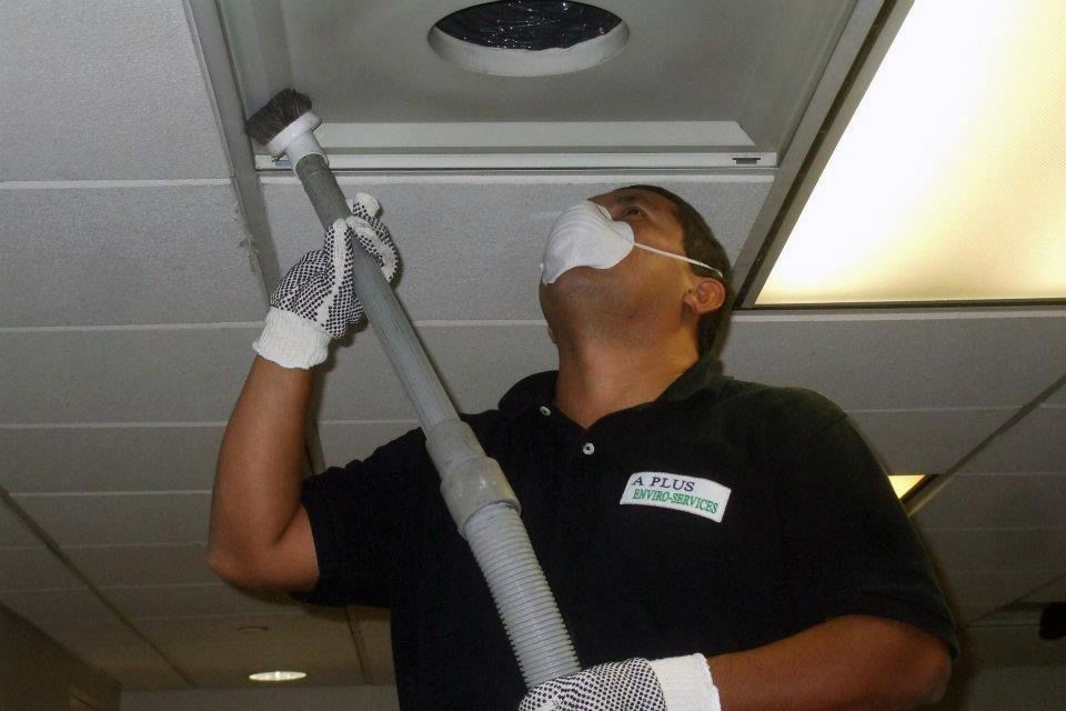 commercial duct cleaning manassas va