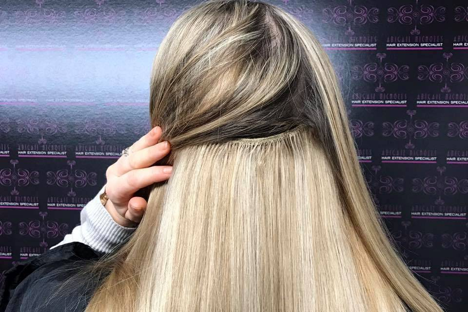 Flip In Hair Extensions Fitted