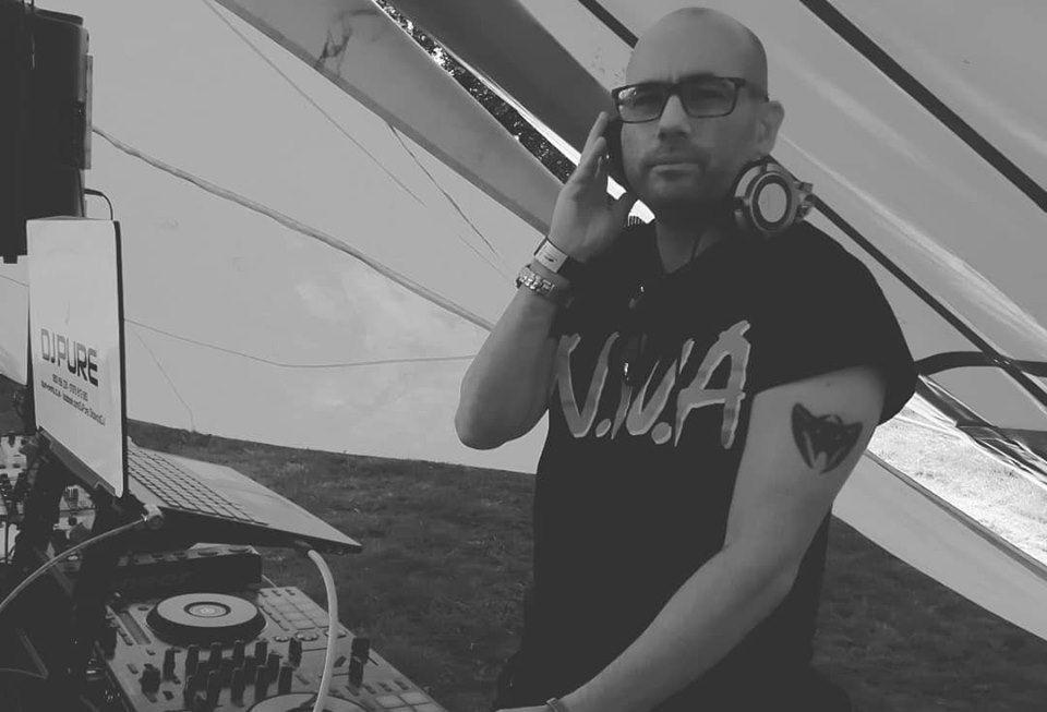 DJ PURE RAINBOW ROOMS