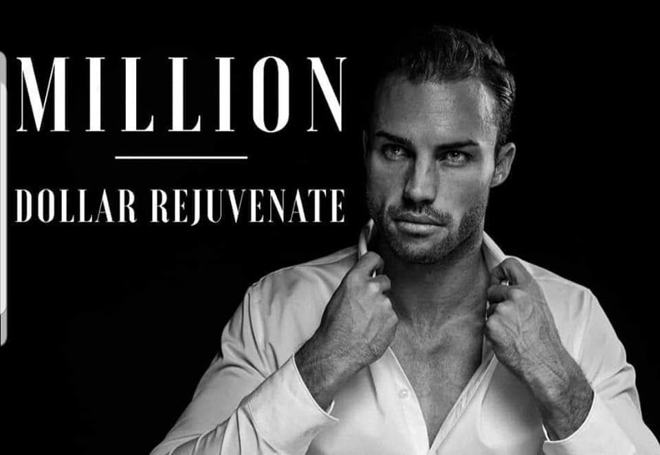 million dollar hair rejuvenate, hair loss treatment