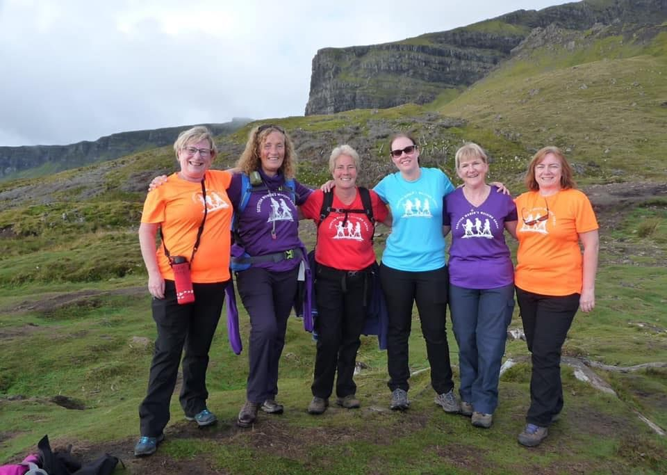 Walking groups in scotland