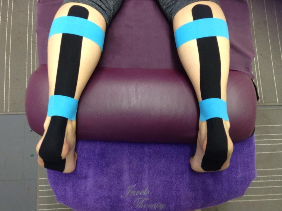 Taping & Strapping, Sports Therapy, Sports Massage