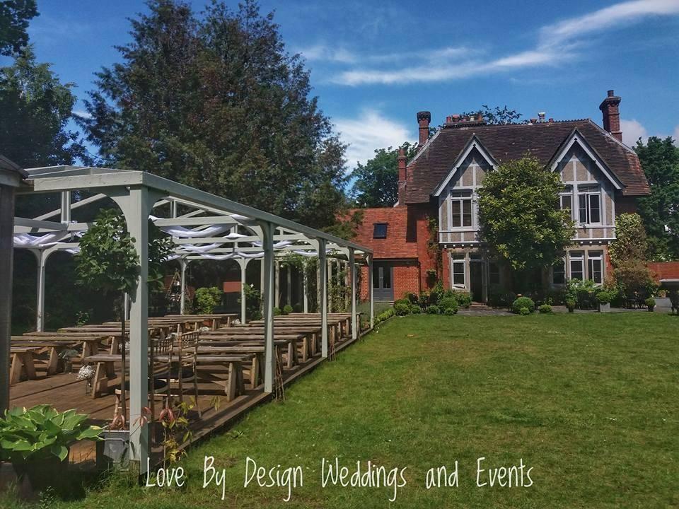 Weddings at The Old Vicarage Christchurch