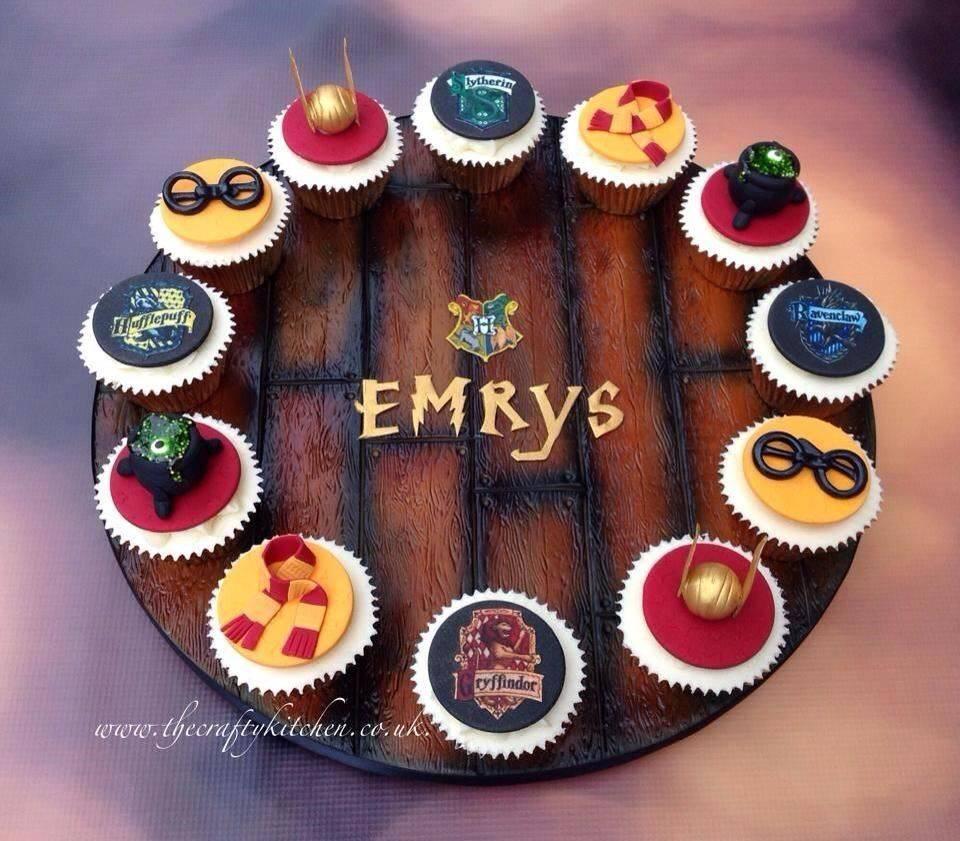 Cupcakes, Cupcake board