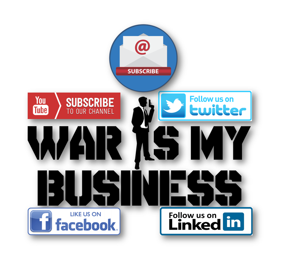 Subscribe or Contact, WIMB, War Is My Business