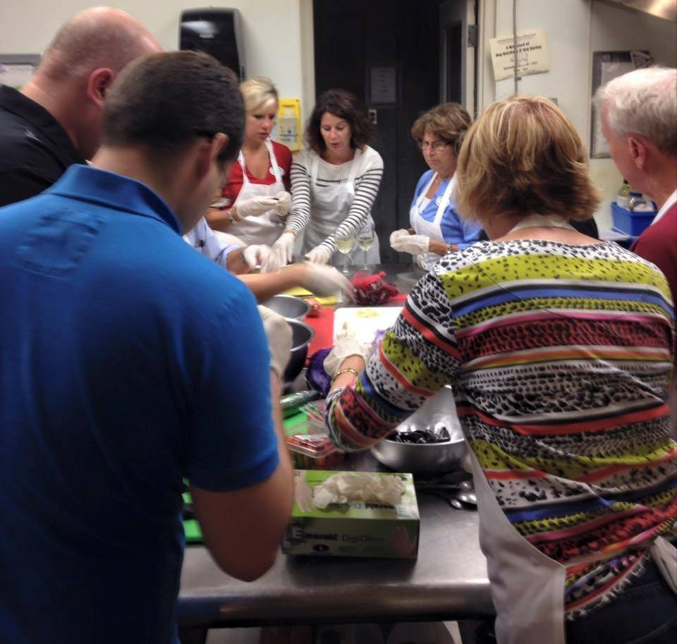 Cooking Class in Southern Maine