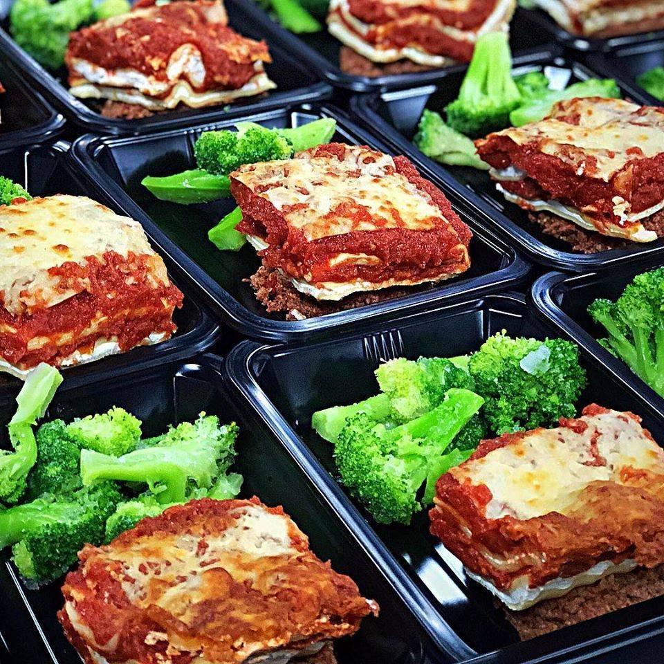 Prepared fresh micro meals delivered
