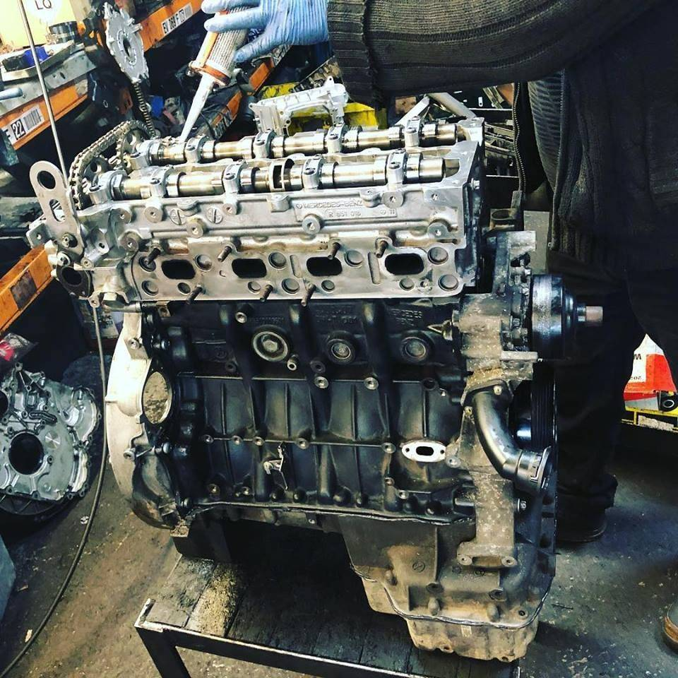 Mercedes Sprinter Engine Reconditioning