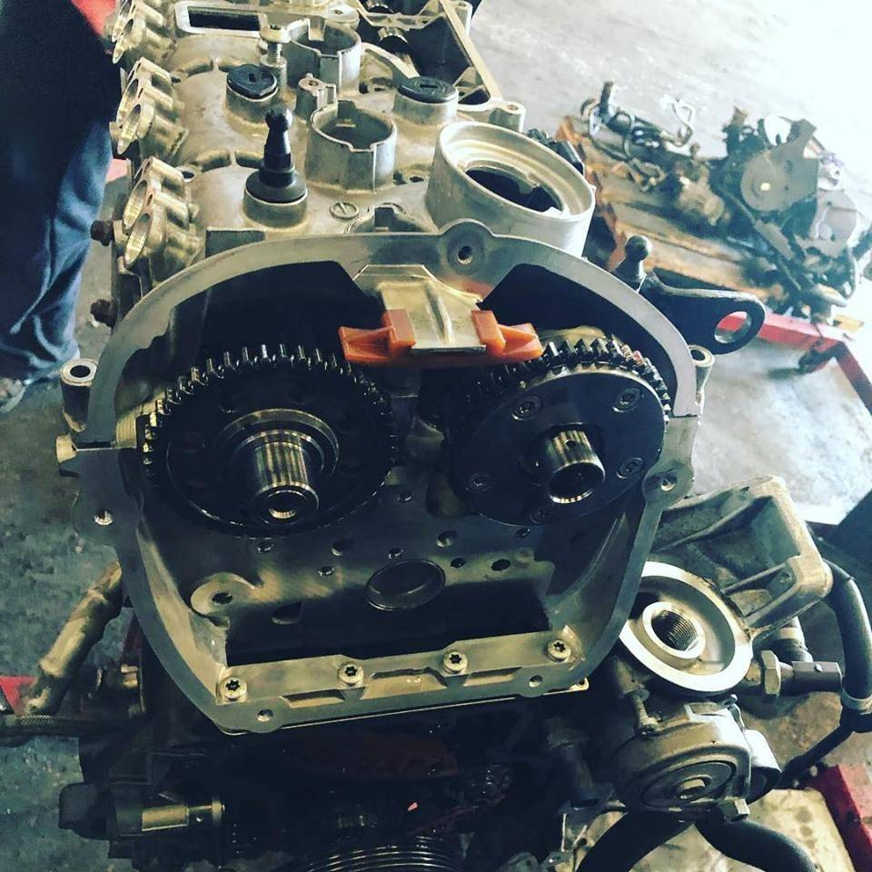 Audi A5 TFSI Engine Reconditioning