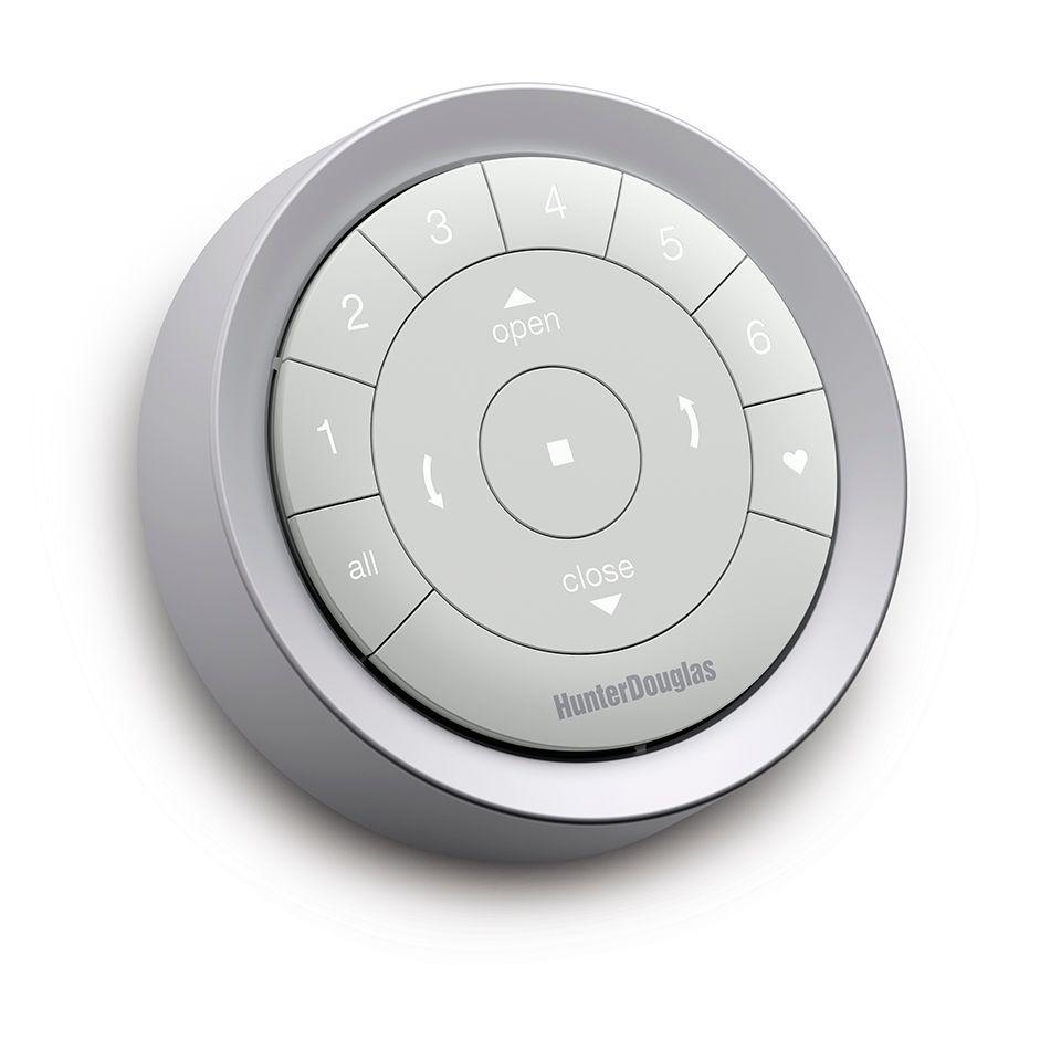 Nickle Matte Surface Remote