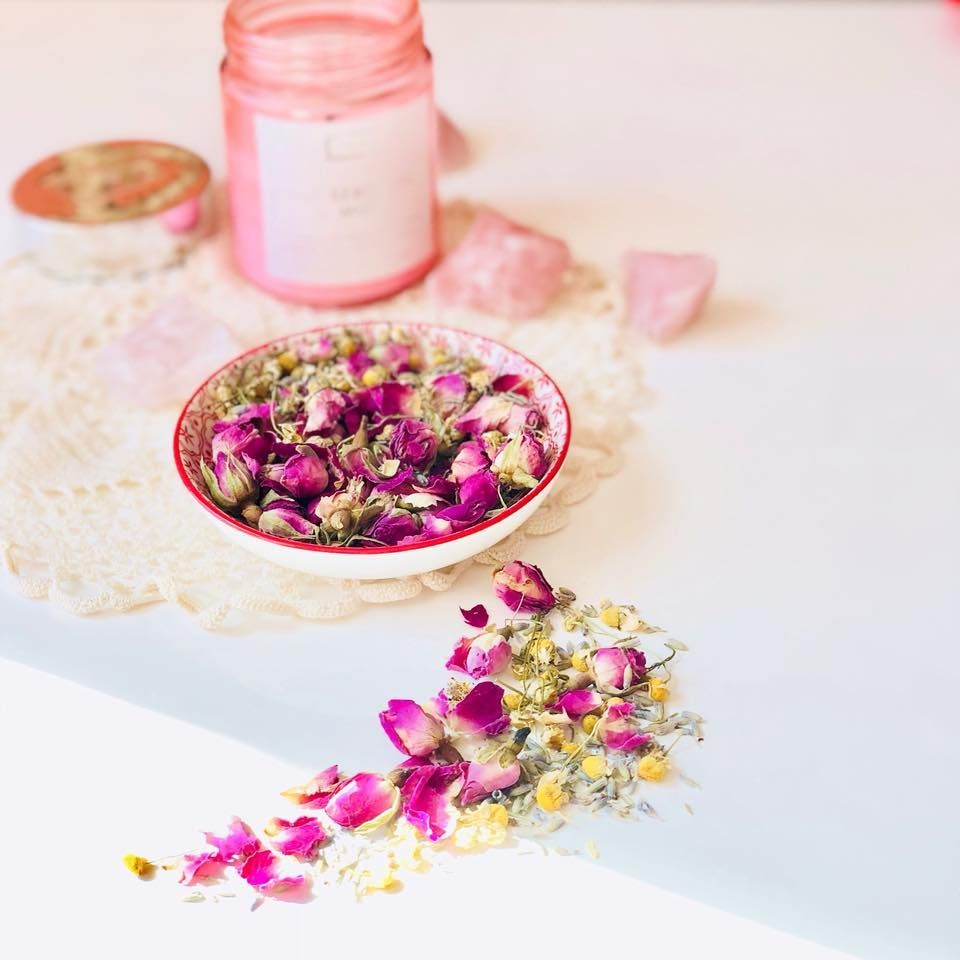 Facial Steam, Rose Facial Steam, DIY Facial Steam, Rose Petals Steam