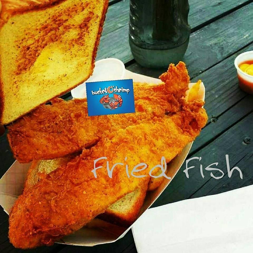 Fish (Tilapia) Sandwich
