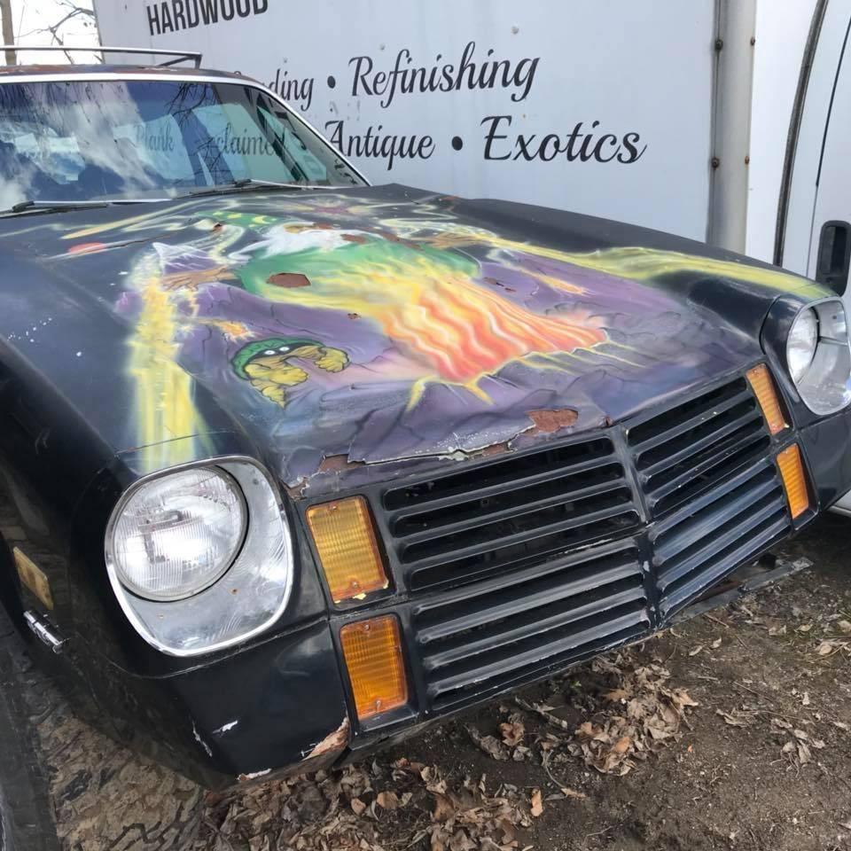 1976 Chevy Vega