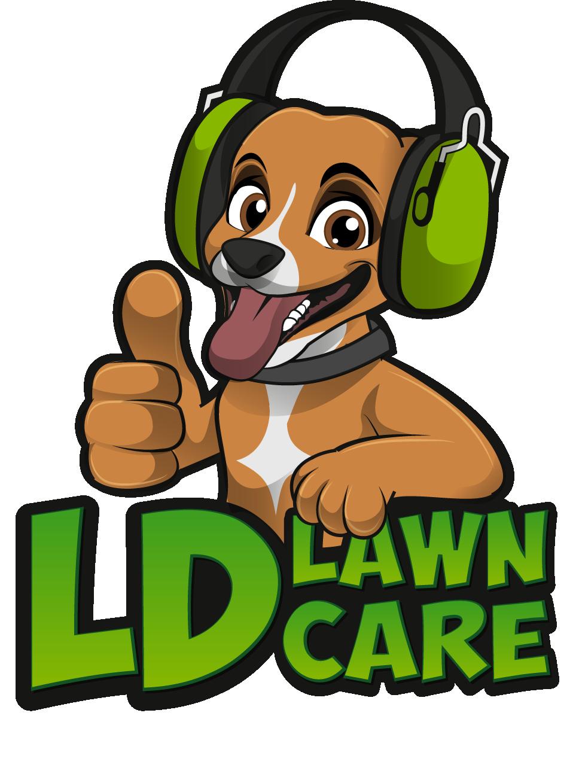 LD Lawn Care Logo