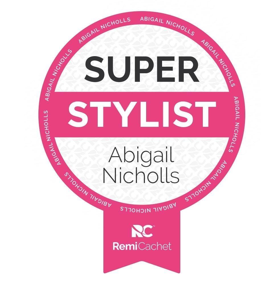 Abigail Nicholls Remi Cachet Superstylist Award