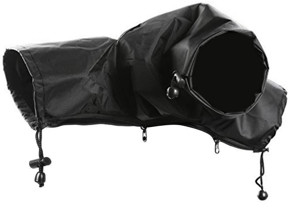Camera Rain and Weather Protectors for Outdoor Photography and Video Production