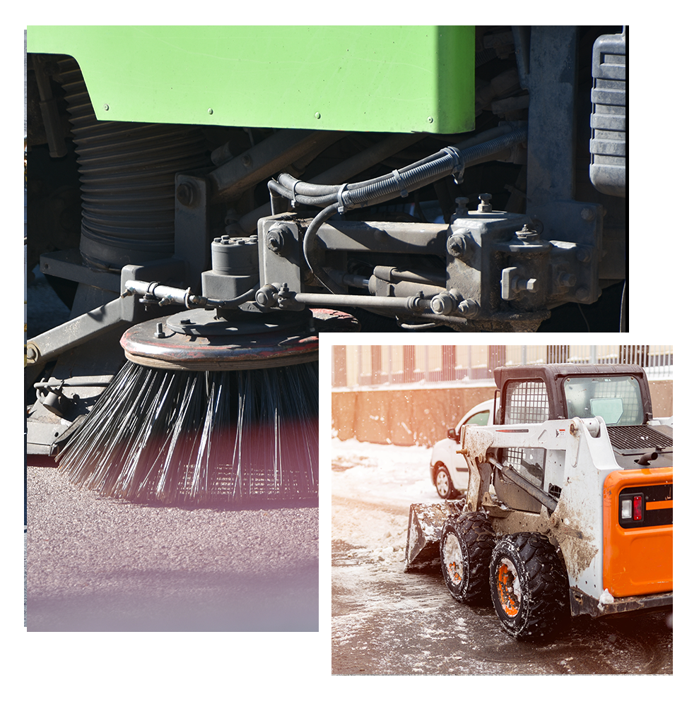 Street Sweeper and Snow Removal