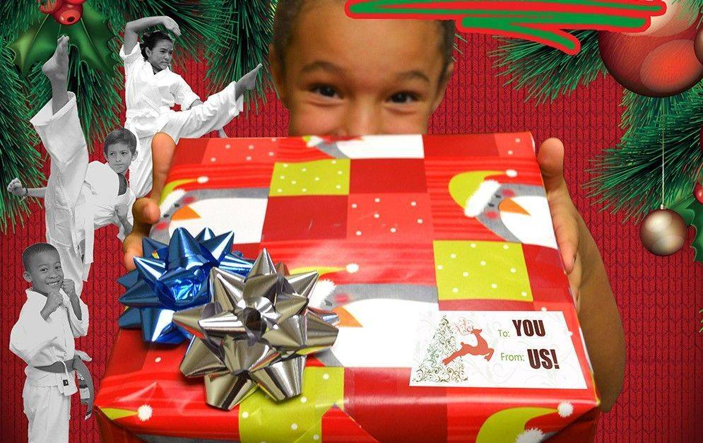 Karate gifts, Lessons, Train for Free