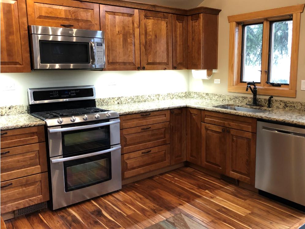 Kitchen Remodel - Under Cabinet Lights
