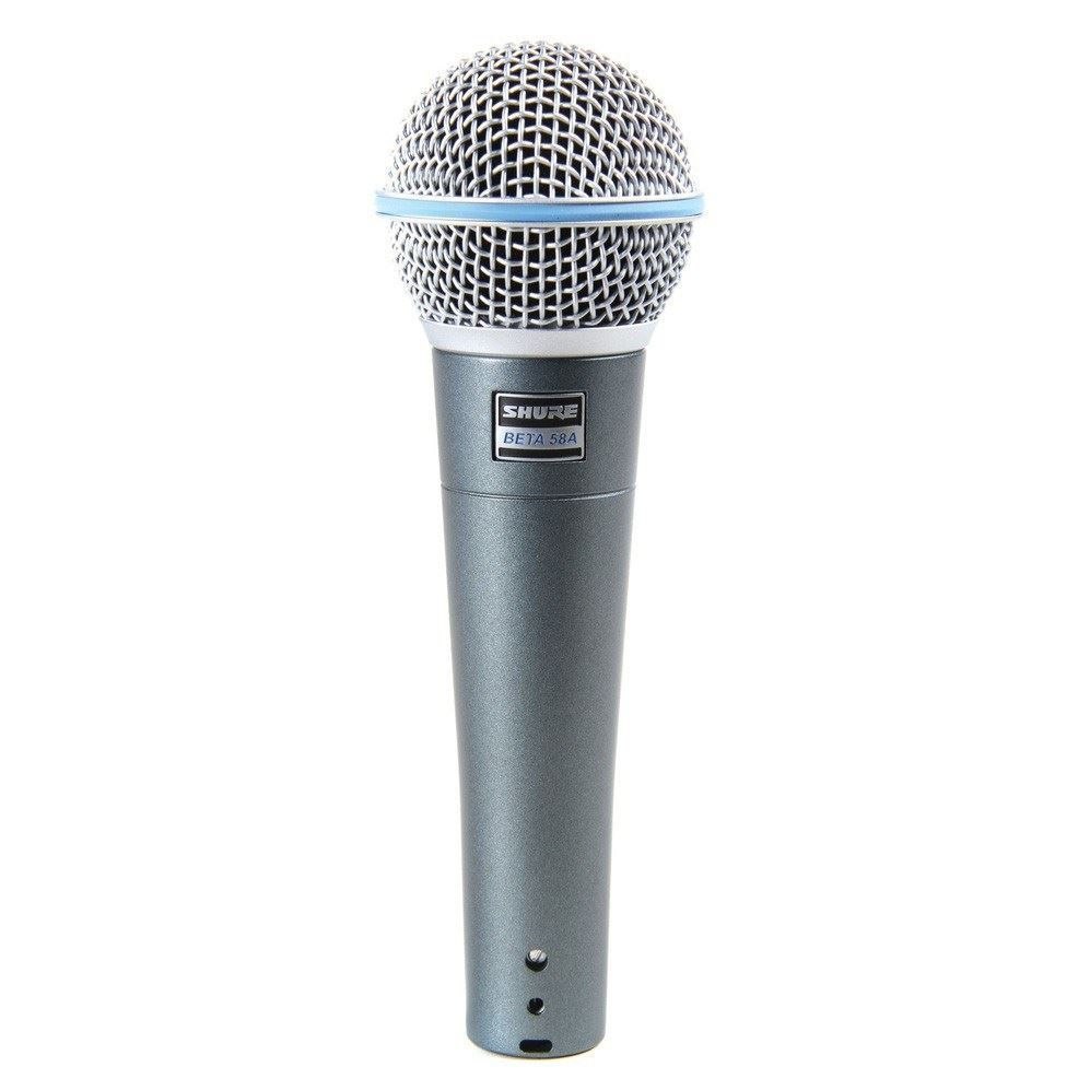 Shure Dynamic Beta 58 vocal mic for rent