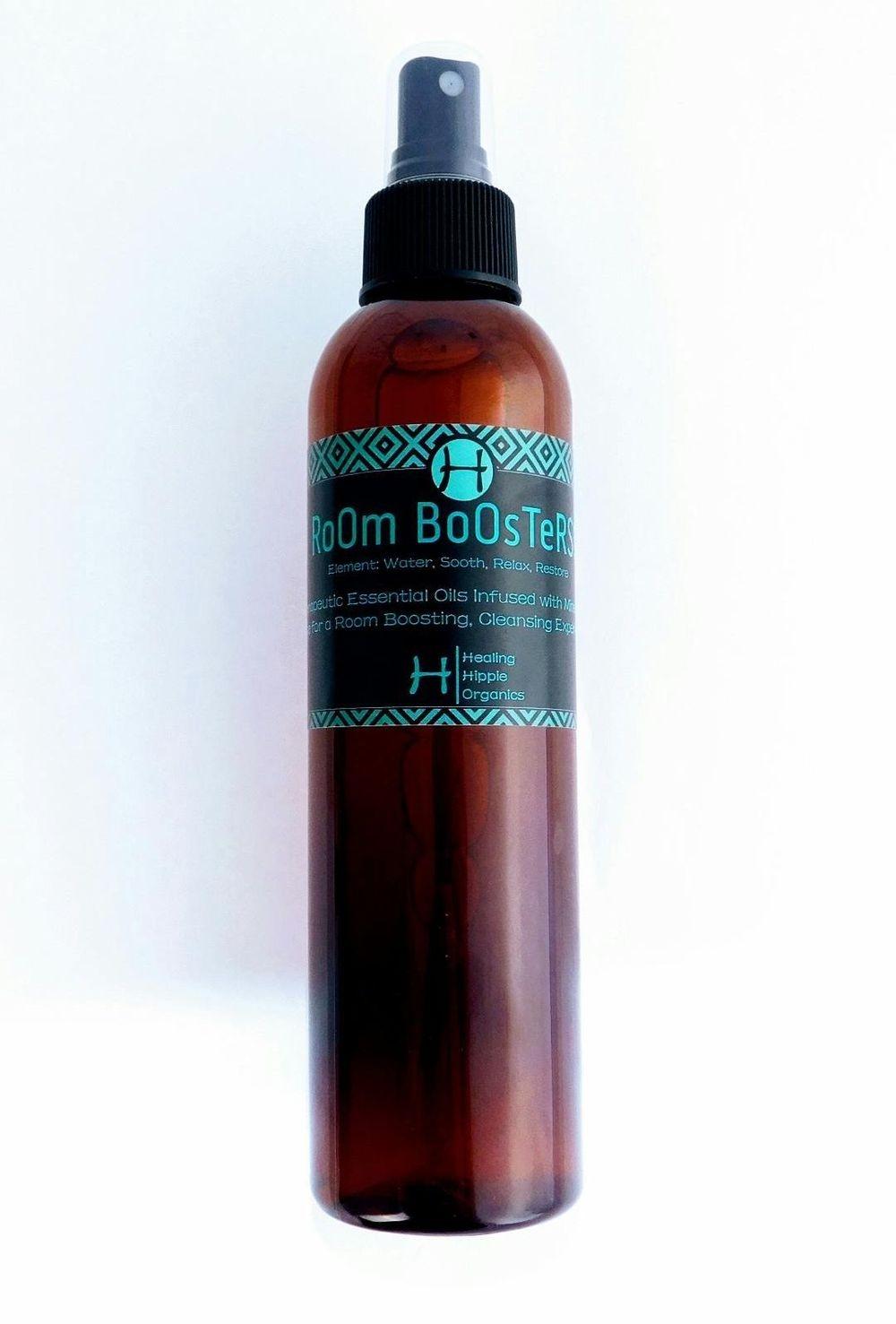 Room Booster: Water, Healing Hippie Organics, Boise, Idaho, USA