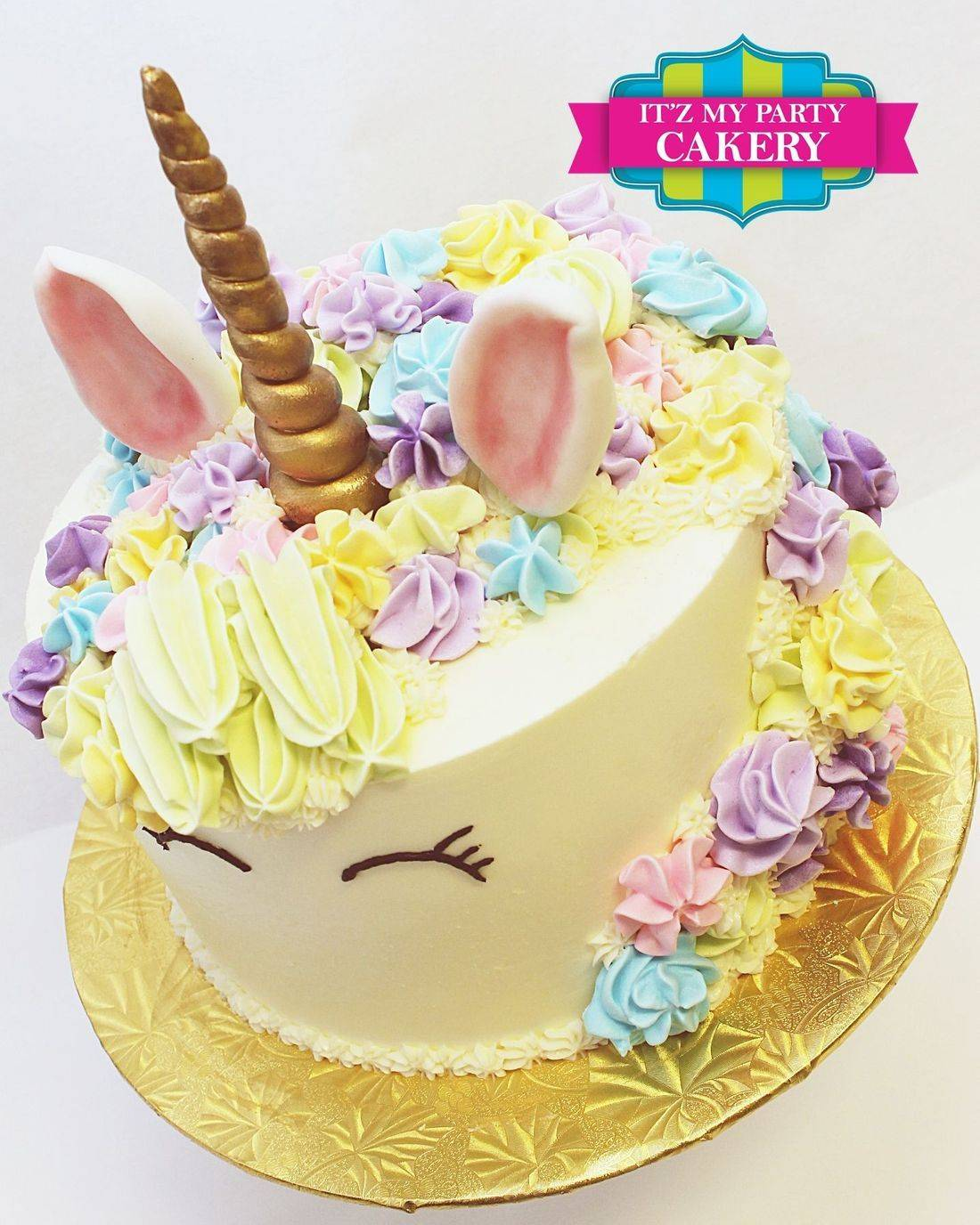 Unicorn Stylized Cakes in Milwaukee