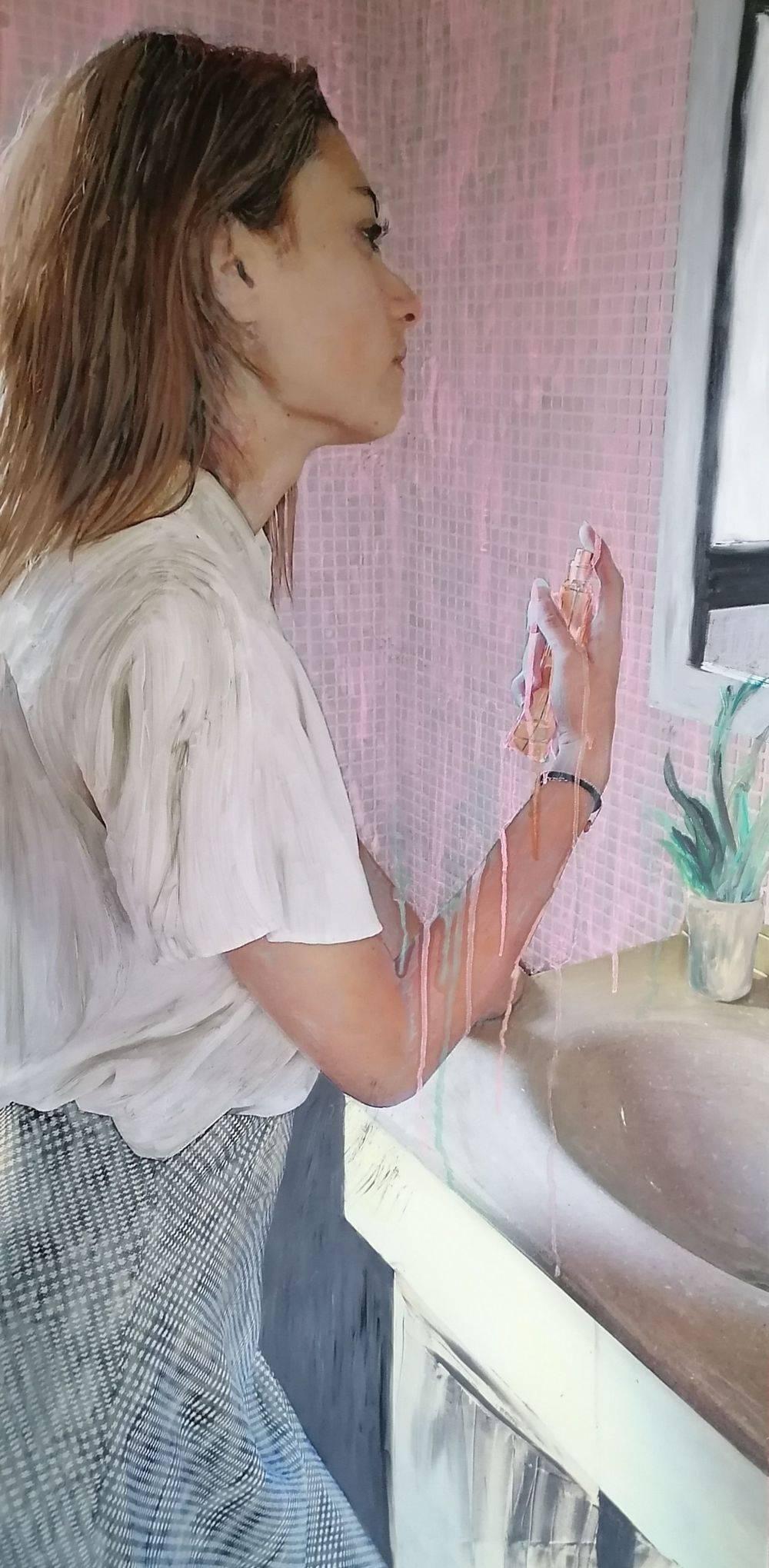 Aquarelle, Peinture à l'huile, Félix Vallotton, Femme, Histoire de l'art, Portraiture à l'h