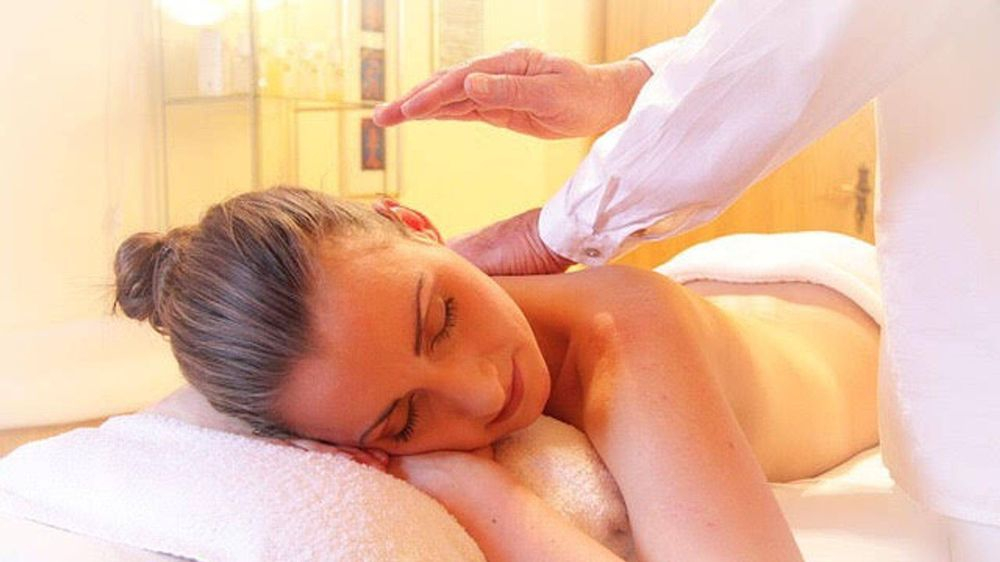 Relaxing massage in Alexandria Virginia massage therapy studio