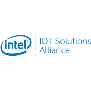Intel IoT Solutions Alliance logo
