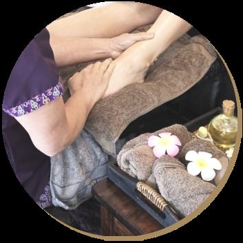 Foot Reflexology Massage Mon Thai