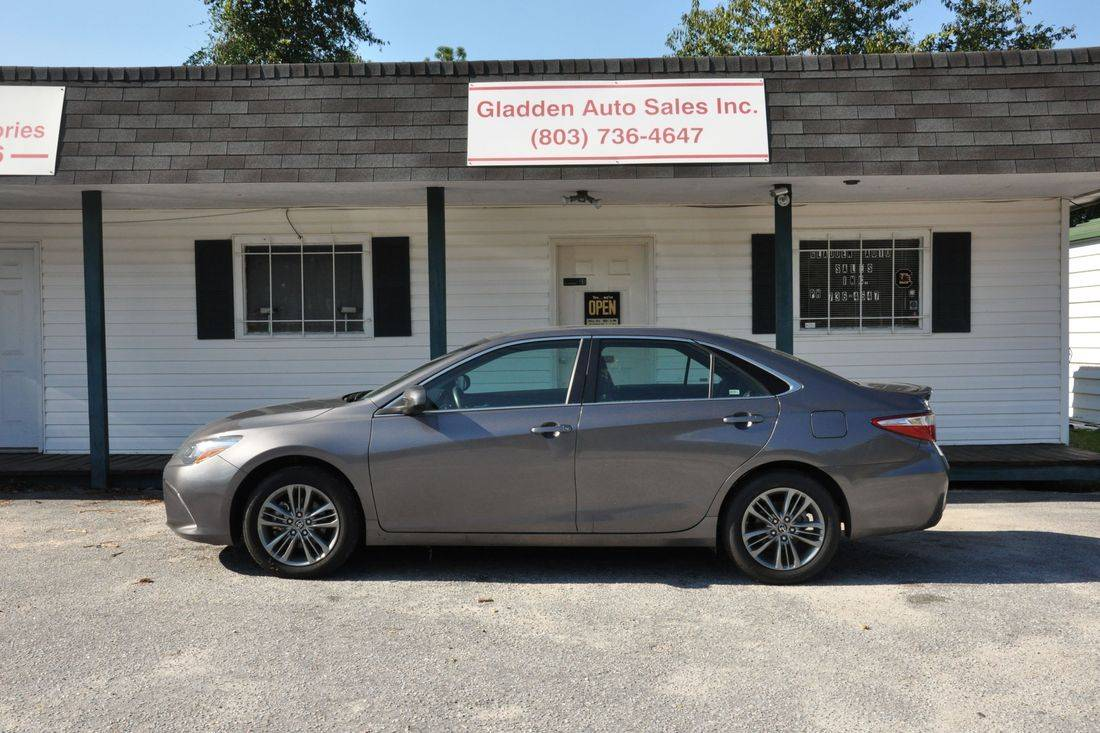 Quality Used Toyota Camry Columbia SC