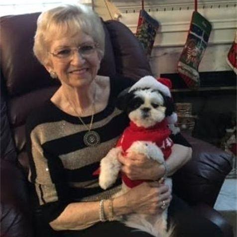 BELLA WITH MAMMA JEAN