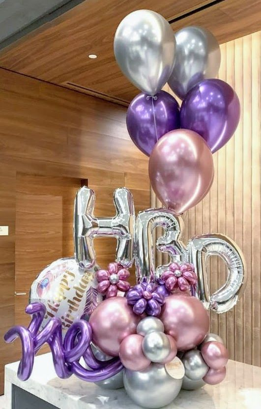 balonky, heliem, cisla, narozeniny, nafukovaci, balloons