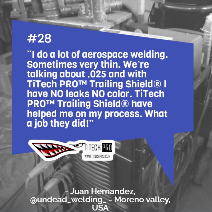titech pro, trailing shield 2.0