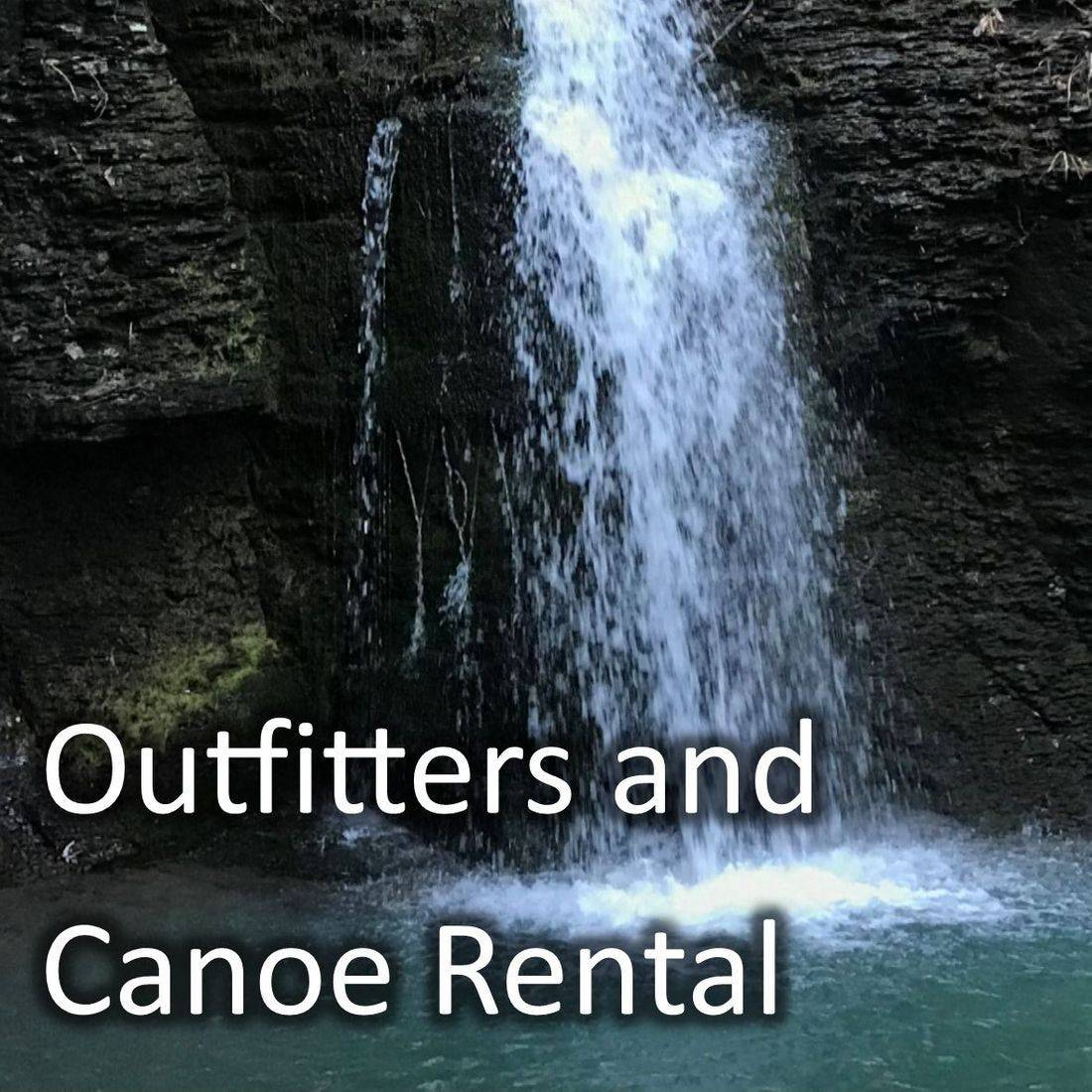 Outfitters and Canoe Rental and Camping