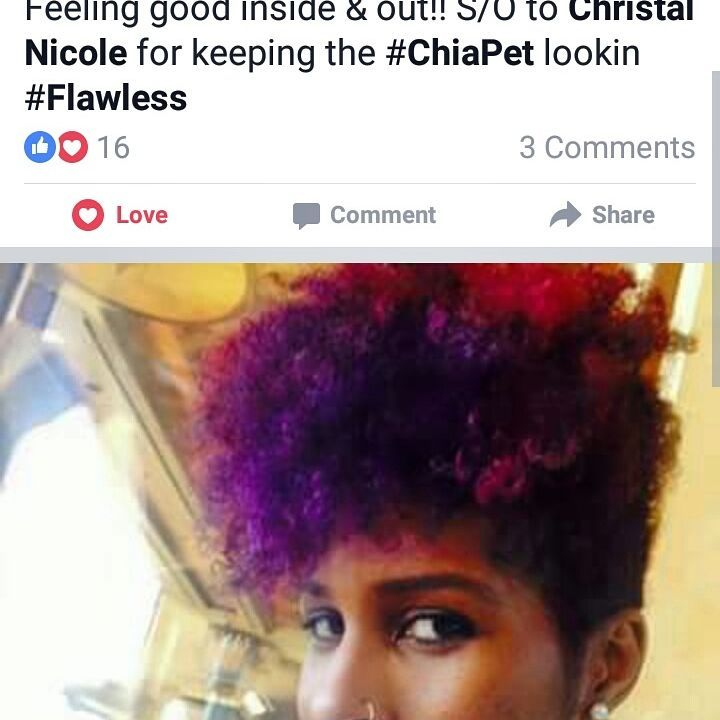 client review and accolade- stylist in Allen, TX