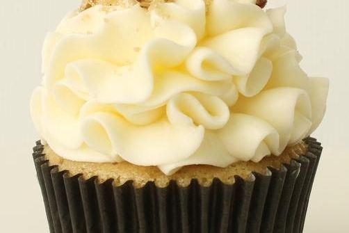 Bountiful Butter Pecan cupcakes