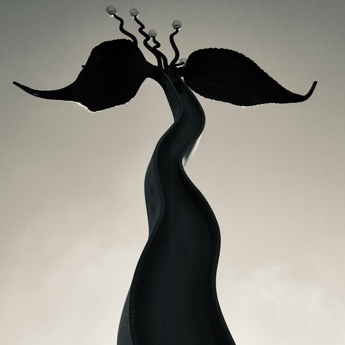 Statue, Art, Metal