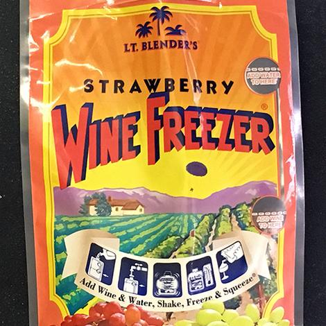 Wine Freezer Strawberry