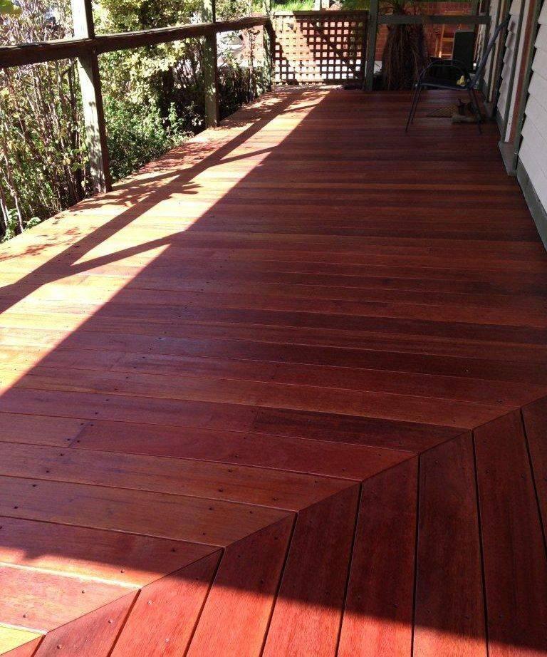 Merbau Timber Decking