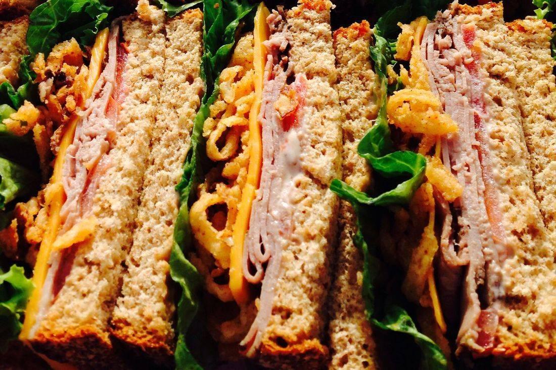 deli sandwich platters
