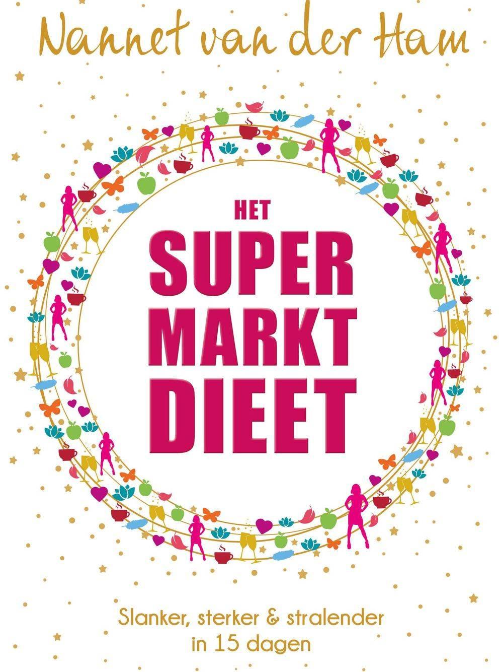 Supermarkt dieet Reset Jezelf! Nannet van der Ham Spiritueel afvallen Pilates Puur en Kuur retreats